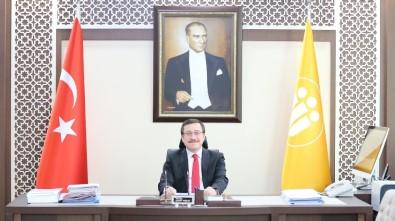 Rektör Kızılay'dan Korona Virüs Projesi Talebi