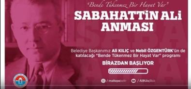 Sabahattin Ali'ye 'Dijital' Anma