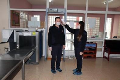 Sakarya'da Ceza İnfaz Kurumları Dezenfekte Edildi
