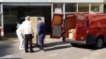 BELEDİYE ENCÜMENİ - Türk Fırıncıdan Fransız Hastanesine Günlük Ekmek Bağışı