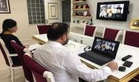 ZOOM - ZONSİAD Yönetimi Telekonferans Görüşmelerinde Önemli Kararlar Aldı