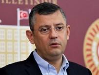 ÖZGÜR ÖZEL - AK Parti'ten Özgür Özel'e sert tepki!