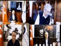 YıLMAZ BÜYÜKERŞEN - CHP'li belediyeler bütçeyi toparlayamayınca Cumhurbaşkanı'ndan toplantı talep ettiler!