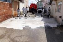Yenişehir'de Virüse Karşı Topyekün Mücadele