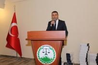 HUKUK DEVLETİ - Ağrı Barosu Başkanı Aydın Açıklaması 'Avukat, Adaletin Vatandaşla Kurduğu Köprüdür'