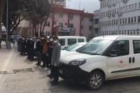 ABDULLAH UÇGUN - Alaşehir'de EİKP Ödemeleri Evlere Teslim Edildi
