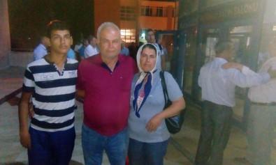 Aydın'da Traktör Devrildi Açıklaması 1 Ölü, 2 Yaralı