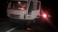 Eğirdir'de Trafik Kazası Açıklaması 1 Ölü