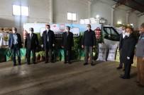VALİ YARDIMCISI - Kaba Yem Açığının Giderilmesi Projesi Kapsamında Tohum Dağıtıldı