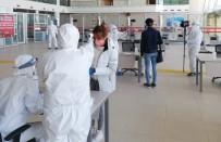 ŞEHİR İÇİ - Karadağ'dan Gelen İşçiler Adıyaman'da Karantinaya Alındı