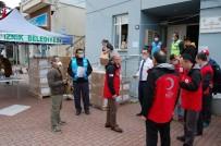 BURSA VALİLİĞİ - Kızılay'ın Merhamet Eli Bütün Şehri Kucaklıyor