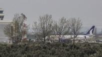 KUZEY KIBRIS - KKTC'deki 190 Türk Öğrenci Balıkesir'e Uçakla Getirildi