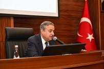 VALİ YARDIMCISI - Mevsimlik Tarım İşçileri Komisyon Toplantısı, Vali Su Başkanlığında Yapıldı