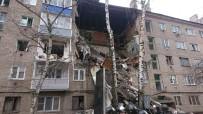AĞIR YARALI - Rusya'da Doğalgaz Patlaması Açıklaması 1 Ölü, 4 Yaralı