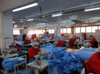 BAŞSAVCı - Sincan Ceza İnfaz Kurumları Kampüsünde Koronavirüs Tedbirleri