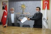 DEVİR TESLİM - Soma AK Parti'de Görev Değişikliği