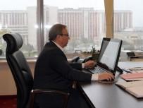 TRAKYA ÜNIVERSITESI - Trakya Üniversitesi Yönetimi Toplantılarını Dijital Ortama Taşıdı
