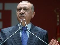 CENNET - Yıllardır kullanıyordu! Erdoğan bunu ilk kez yaptı