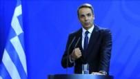 MÜLTECI - Yunanistan Başbakanı Miçotakis Türkiye'yi şikayet etti