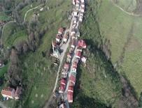 KıŞLA - 2 Büyükşehrin bu mahallelerinde seyahat yasağı uygulanmıyor