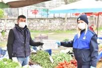 NİKAH SALONU - Altıeylül Belediyesi Kovid-19 İçin Önlemleri Aldı