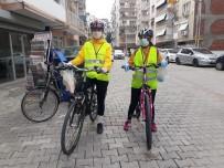 BİSİKLET - İzmir'de Gönüllü Ekip, Yaşlılara Yardım İçin Pedal Basıyor