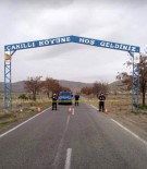 Nevşehir'de Bir Köy Karantina Altına Alındı