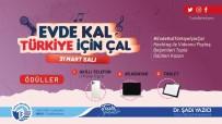 AKILLI TELEFON - Tuzla Belediyesi'nden 'Evde Kal Türkiye İçin Çal'