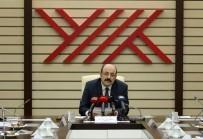 YEKTA SARAÇ - YÖK Başkanı Saraç'tan Açıklama