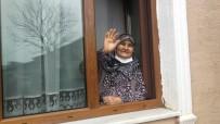 TEDAVİ SÜRECİ - 80 Yaşındaki Nazmiye Nine Korona Virüsü Yendi