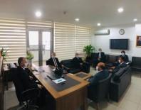 CIHANGIR - AK Parti'de Başkan Adaylarına Atama