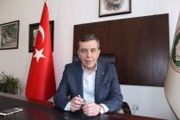 HUKUK DEVLETİ - Başkan Ahmet Atam Açıklaması 'Doğrunun Ve Haklının Yanındayız'