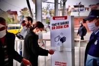PAZARCI - Başkan Atabay; 'Halkın Sağlığı Bizim İçin Her Şeyden Önemlidir'