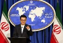 SIVIL TOPLUM KURULUŞU - İran Dışişleri Sözcüsü Musevi Açıklaması 'ABD'den Asla Yardım İstemeyiz'