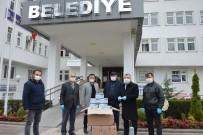 BİZ BİZE - İş Adamından Belediyeye 4 Bin Maske