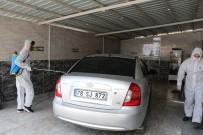 BİRİNCİ SINIF - Karabüklü Oto Yıkamacı Araçları Ücretsiz Dezenfekte Edecek