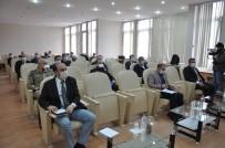 JANDARMA KOMUTANI - Kars'ta 'İl Pandemi Kurulu' Toplantısı Yapıldı