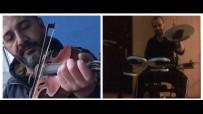 ALINUR AKTAŞ - Korona Virüs Şarkısına Klip Çektiler, 'Evde Kal Çağrısı' Yaptılar
