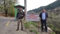 KAYABAŞı - Köylüler Hurdacı Ve Seyyar Satıcılara Girişi Yasakladı