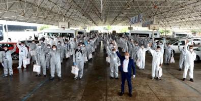 Muratpaşa Belediyesi 3 Günde 80 Bin Kişiye Ulaştı