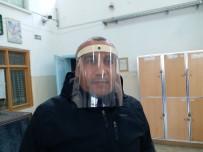 ANADOLU LİSESİ - Okullar Siperli Maske Üretmeye Başladı