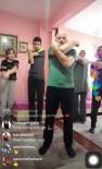 MİLLİ SPORCU - (Özel) Sporcu Aileden Karantina Günlerinde 'Online Ders'