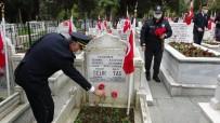 ŞEHİT AİLELERİ - Şehitlikte Koronaya Karşı Sosyal Mesafe Korunarak Tören Düzenlendi