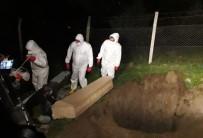 KARIN AĞRISI - Silvan'da 2 Kişi Korona Virüs Nedeni İle Hayatını Kaybetti