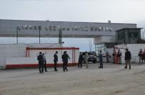 MEHMET YıLMAZ - Şırnak'ta Adliye Ve Cezaevi Dezenfekte Edildi