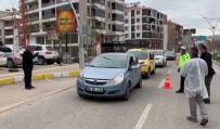 TUNCAY SONEL - Tunceli'de Tek Çift Plaka Denetimi Ve Maske Dağıtımı