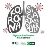 DİŞ FIRÇALAMA - Yeşilay 'Sigarayı Bırakmanın Tam Zamanı' Diyor