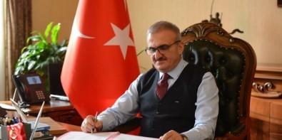 Antalya Valisinden Sokak Hayvanları İçin Yardım Kampanyası