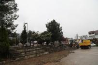 KAYMAKAMLIK - Başiskele'nin Yeni Semt Meydanı İçin Çalışmalar Başladı