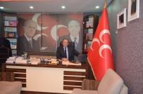 BAĞLıLıK - Başkan Karataş'tan Polis Haftası Mesajı